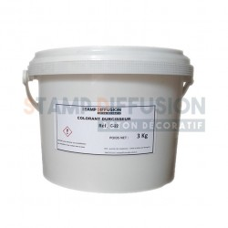 Colorant durcisseur 3 kg
